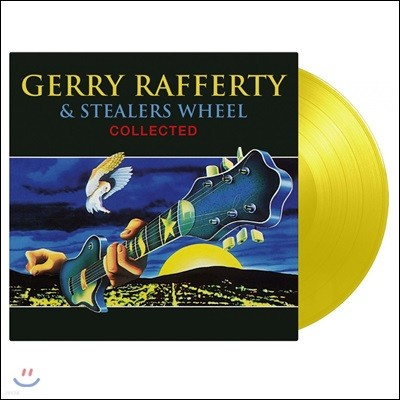 Gerry Rafferty / Stealers Wheel - Collected [옐로우 컬러 2LP]