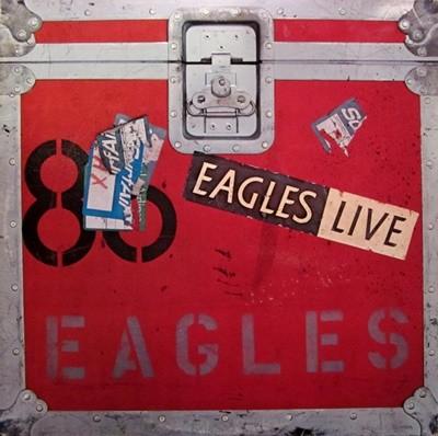 [LP] Eagles - Eagles Live (2LP)