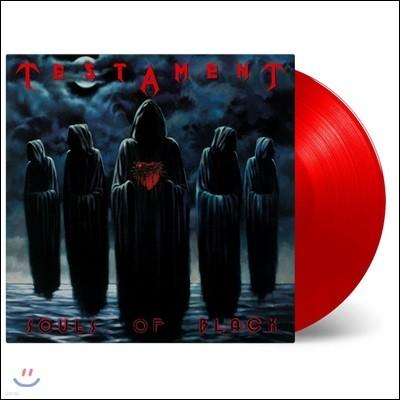 Testament (테스타먼트) - Souls Of Black [레드 컬러 LP]
