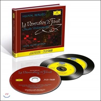 Igor Markevitch 베를리오즈: 파우스트의 천벌 (Berlioz: La Damnation de Faust)