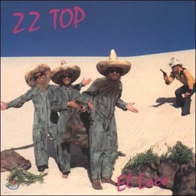 ZZ Top (지지 탑) - El Loco [핫 핑크 컬러 LP]