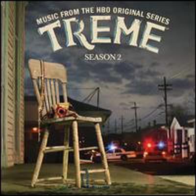 TV Soundtrack - Treme, Season 2: Music From the HBO Original Series (Soundtrack)