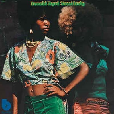 [중고 LP] Donald Byrd - Street Lady (US수입)