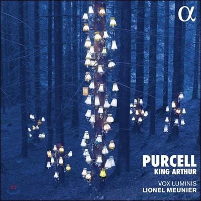 Lionel Meunier 퍼셀: 오페라 '아더 왕' (Purcell: King Arthur, Z628)