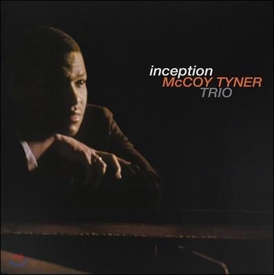 McCoy Tyner Trio (맥코이 타이너 트리오) - Inception [LP]