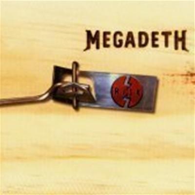 Megadeth / Risk