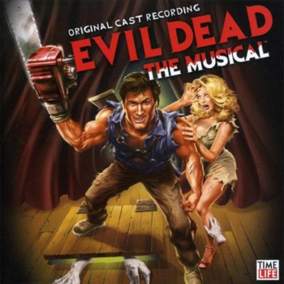 O.S.T. - Evil Dead: The Musical (이블 데드: 더 뮤지컬) (Original Cast Recording)(CD)