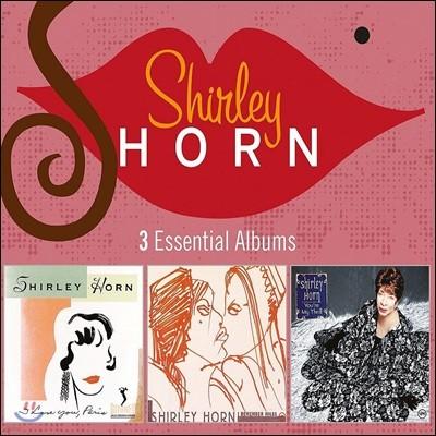 Shirley Horn (셜리 혼) - 3 Essential Albums