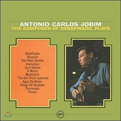 Antonio Carlos Jobim (안토니오 카를로스 조빔) - The Composer of Desafinado, Plays [LP]