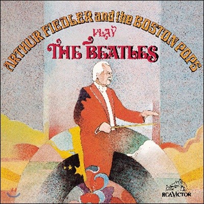 아서 피들러 / 보스턴 팝스가 연주하는 비틀즈 (Arthur Fiedler / Boston Pops Play The Beatles)
