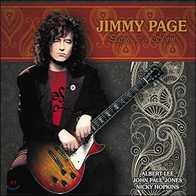 Jimmy Page (지미 페이지) - Playin' Up a Storm [LP]