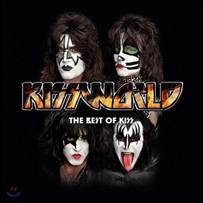 Kiss (키스) - Kissworld (The Best Of Kiss)