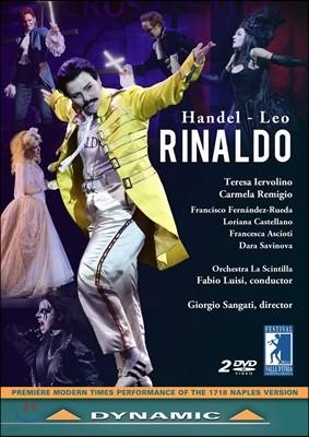 Fabio Luisi 헨델: 오페라 '리날도' (Handel: Rinaldo) [2DVD]