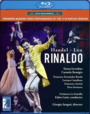Fabio Luisi 헨델: 오페라 '리날도' (Handel: Rinaldo)