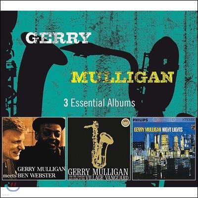 Gerry Mulligan (게리 멀리건) - 3 Essential Albums