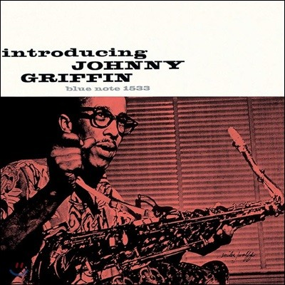 Johnny Griffin (조니 그리핀) - Introducing Johnny Griffin