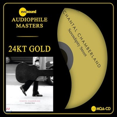 Chantal Chamberland (샨탈 챔버랜드) - Serendipity Street [Gold CD]
