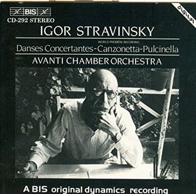 Igor Stravinsky - Played By Avanti