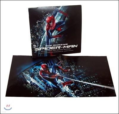 어메이징 스파이더 맨 영화음악 (Amazing Spider-Man OST BY James Horner) [2LP]