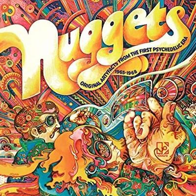 [미개봉 LP] Nuggets - Original Artyfacts from the First Psychedelic Era 1965-1968 (V.A) (US 수입반/ 2LP).