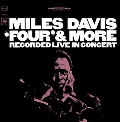[중고 LP] Miles Davis - Four and More - Recorded Live In Concert (Japan 수입)