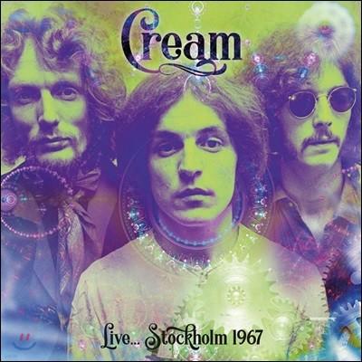 Cream (크림) - Live Stockholm 1967