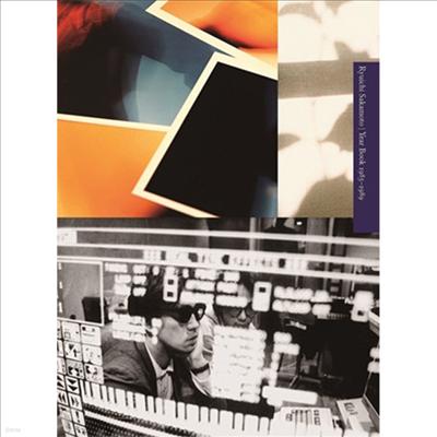 Ryuichi Sakamoto (류이치 사카모토) - Year Book 1985-1989 (3CD)