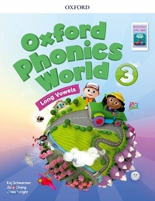 Oxford Phonics World 3 : Student Book