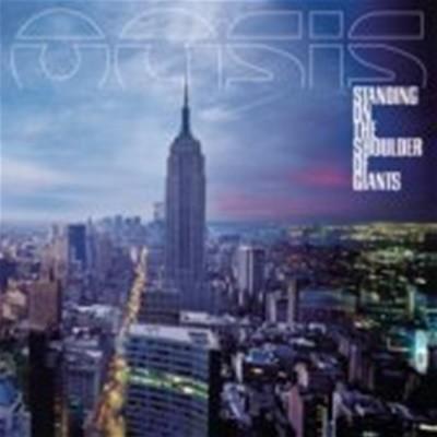 [미개봉] Oasis / Standing On The Shoulder Of Giants