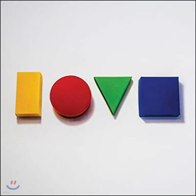 Jason Mraz (제이슨 므라즈) - Love Is A Four Letter Word 정규 4집