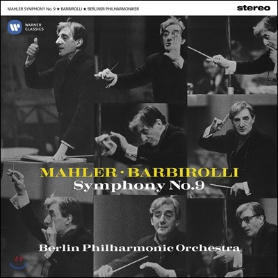 John Barbirolli 말러: 교향곡 9번 - 존 바비롤리 (Mahler: Symphony No.9) [2LP]