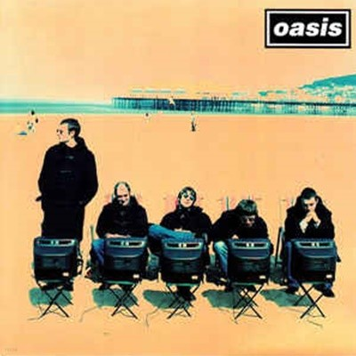 Oasis - Roll With It (Single) [영국반]