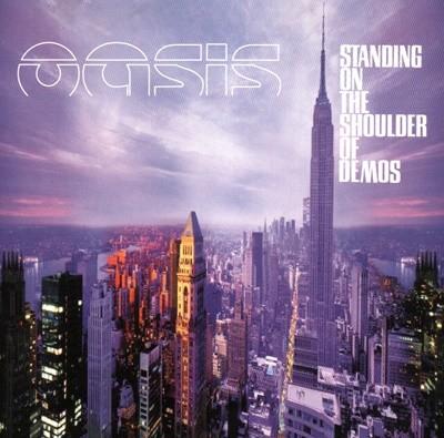 Oasis - Standing On The Shoulder Of Demos [BOOTLEGS][수입반][반품불가]