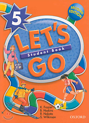 Let's Go 5 : Student Book (2nd Edition)