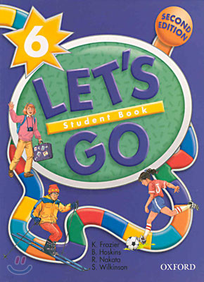 Let's Go 6 : Student Book (2nd Edition)