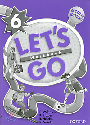 Let's Go 6 : Workbook (2nd Edition)