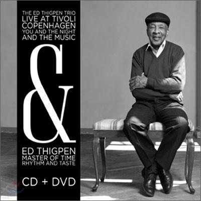 ED Thigpen - Live At Tivoli, Copenhagen + Master Of Time, Rhythm And Taste DVD