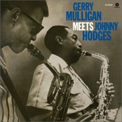 Gerry Mulligan Meets Johnny Hodges (게리 멀리건 & 조니 호지스) [LP]