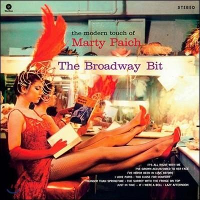 Marty Paich (마티 페이치) - The Broadway Bit: The Modern Touch of 브로드웨이 뮤지컬 명곡 연주집 [180g LP]