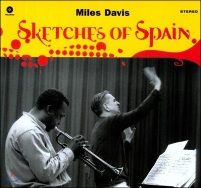Miles Davis (마일스 데이비스) - Sketches of Spain [LP]