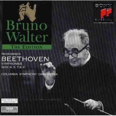BRUNO WALTER - BEETHOVEN SYMPHONIES NOS.4,5,7,9