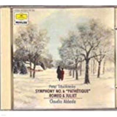 Claudio abbado (클라우디오 아바도) - Tchaikovsky : Symphony no.6 , Romeo and juliet (차이코프스키 : 교향곡 6번 비창, 로미오와 줄리엣)