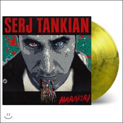 Serj Tankian (세르지 탄키안) - Harakiri [옐로우 & 블랙 컬러 LP]