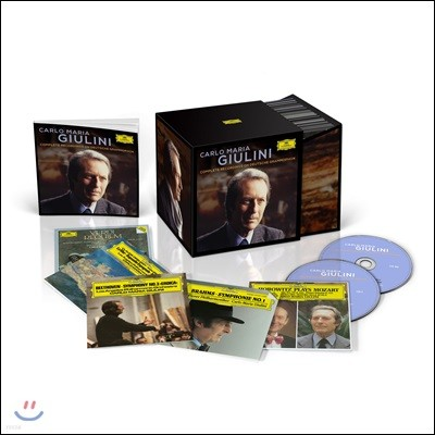 카를로 마리아 줄리니 DG 전집 (Carlo Maria Giulini - Complete Recordings on DG & Decca)