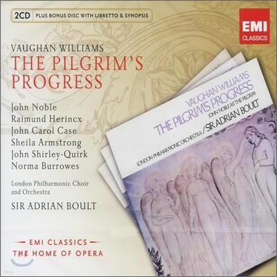 Adrian Boult 본 윌리암스: 천로역정 (Vaughan Williams: The Pilgrim's Progress)