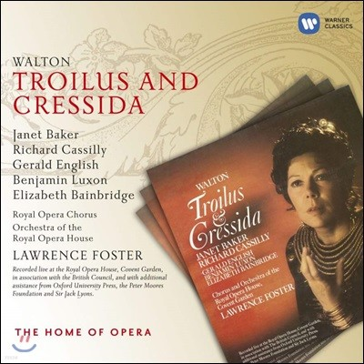 Janet Baker 월튼: 트로일로스와 크레시다 (Walton: Troilus and Cressida)