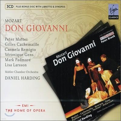 Daniel Harding 모차르트: 돈 조반니 (Mozart: Don Giovanni, K527)