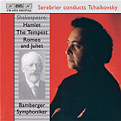 차이코프스키: 햄릿 , 탬페스트, 로미오와 줄리엣 - 환상 서곡 (Tchaikovsky : Hamlet Op.67, Tempest Op.18, Romeo And Juliet - Fantasy Overture) - Jose Serebrier