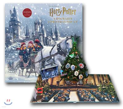 Harry Potter : A Hogwarts Christmas Pop-up 해리포터 호그와트 크리스마스 팝업북 (1페이지 팝업북)