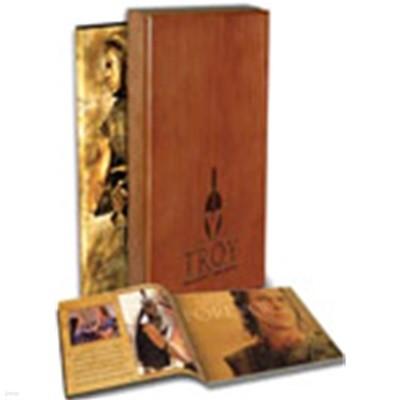 [DVD] 트로이 (Troy Limited Edition) (2disc) (초회 한정 고급 나무 케이스 + 이미지 책자 수록)